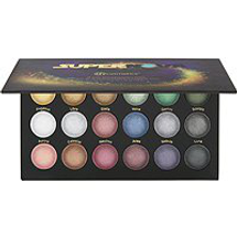 Supernova 18-Color Baked Eyeshadow Palette by BH Cosmetics