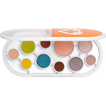 C2 Capsule Collection Eyeshadow & Pressed Pigment Palette by SugarPill
