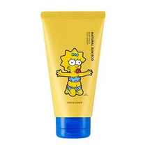 The Face Shop x The Simpsons Natural Sun Eco Baby Mild Sun Cream SPF 30 by The Face Shop