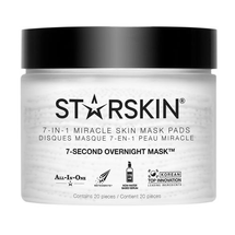 7-Second Overnight Mask 7-in-1 Miracle Skin Mask Pads by Starskin