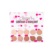 Splash Contour And Highlight Palette by Beauty Creations