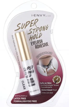 Eyelash Adhesive Super Strong Hold Clear by i-Envy