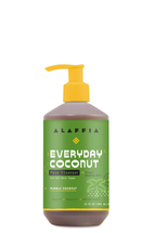 Everyday Coconut Face Cleanser Purely Coconut by alaffia
