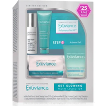 Get Glowing Facial Collection by exuviance