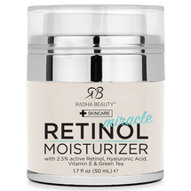 Retinol Miracle Moisturizer by Radha Beauty