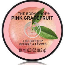 Pink Grapefruit Lip Butter by The Body Shop
