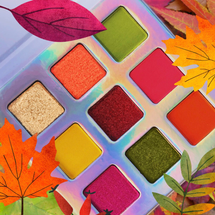 FOR THE LOVE OF FALL Palette by Love Luxe Beauty