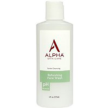 Refreshing Face Wash by alpha