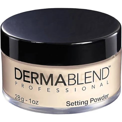Loose Setting Powder by dermablend #2
