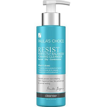 Resist Perfectly Balanced Anti-Aging Face Cleanser For Oily Skin by Paula's Choice