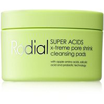 Super Acids X-Treme Pore Shrink Cleansing Pads by Rodial