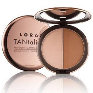 Tantalizer Highlighter and Matte Bronzer Duo by Lorac