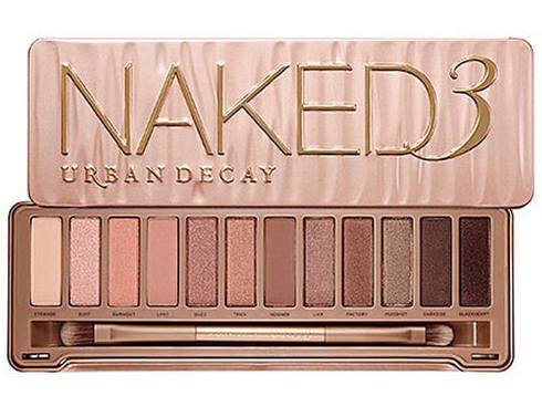 Naked3 Eyeshadow Palette by Urban Decay #2