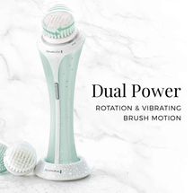 Facial Cleansing Brush With Dual Power Motion Anti by remington