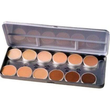 Matte Foundation Palette by professional