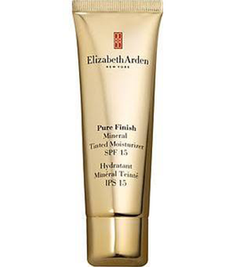 Pure Finish Mineral Tinted Moisturizer SPF 15 by Elizabeth Arden