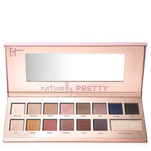 Naturally Pretty Matte Luxe Transforming Eyeshadow Palette by IT Cosmetics