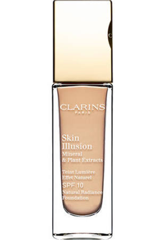 Skin Illusion Natural Radiance Foundation by Clarins #2