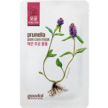 Prunella Pore Care Sheet Mask by goodal