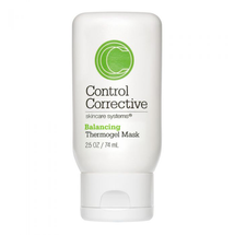 Balancing Thermogel Mask by Control Corrective