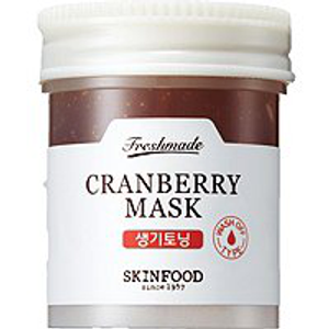 Freshmade Cranberry Mask by Skinfood
