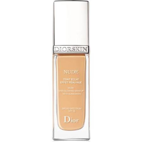 Diorskin Nude Skin-Glowing Foundation by Dior #2