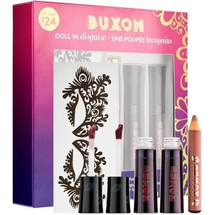 Doll In Disquise Mini Lip Plumping Trio by Buxom