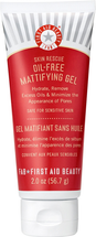 Skin Rescue Oil-Free Mattifying Gel Moisturizer by First Aid Beauty