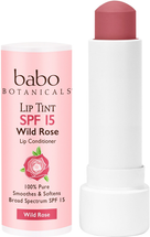 Sheer Lip Tint Conditioner Mineral Sunscreen Lip Balm by babo botanicals