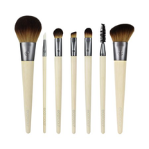 Frosted Finish Makeup Brush Kit by ecotools