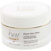 Show Your Glow Colloidal Gold & Honey Beauty Mask by hey honey