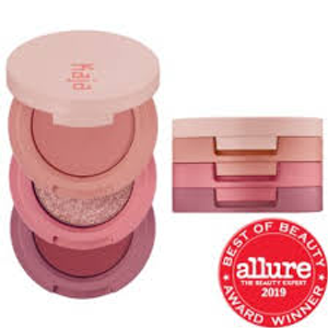 Beauty Bento Bouncy Shimmer Eyeshadow Trio - Hella Azalea by Kaja Beauty