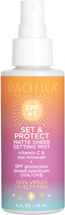 Set & C Protect SPF 45 Matte Sheer Setting Mist by pacifica