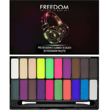 Pro Decadence Palette - Clubbed To Death by Freedom Makeup