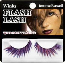 Winks Wild Party Lashes Flash Lash 80's Risque by jerome russell