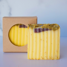 Turmeric & Chamomile Soap by Mary Louise Cosmetics