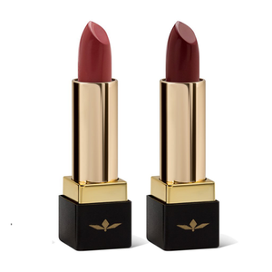 Pink & Red Lipstick Duo by Hi Wildflower