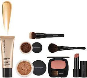 Naturally You 7-piece Complexion Rescue Kit by bareMinerals