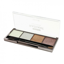 Metallic Radiant Eye Palette - Venus by Nicka K