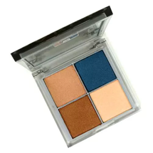 Color Eyeshadow Quad Palette by cargo