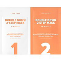I Dew Care Double Down 2 Step Brightening Mask by memebox