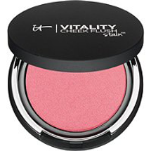 Vitality Cheek Flush Powder Blush Stain by IT Cosmetics