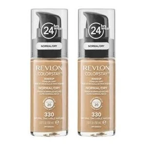 Colorstay Makeup Foundation for Normal To Dry Skin by Revlon