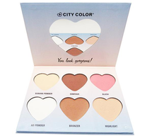 Hello Beautiful Palette by city color