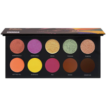 Black Magic Carnival Color Palette by UOMA Beauty