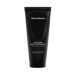 Cafe Noir Body Exfoliant by African Botanics