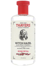 Rose Petal Facial Toner by thayers natural remedies
