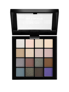 Ultimate Eyeshadow Palette - Cool Neutrals by NYX Professional Makeup