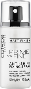 Prime And Fine Anti-Shine Fixing Spray - Matt Finish by Catrice Cosmetics
