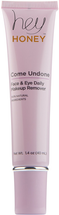 Come Undone Face & Eye Daily Makeup Remover by hey honey